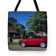 Jaguar E-pace Tote Bag