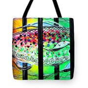 Jail Fish 135826 Tote Bag