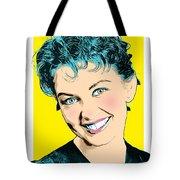Janette Scott 2 Tote Bag