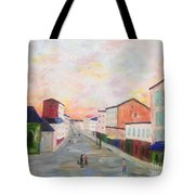 Japanese Colorful And Spiritual Nuance Of Maurice Utrillo Tote Bag