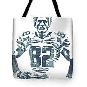 Jason Witten Dallas Cowboys Pixel Art 22 Tote Bag
