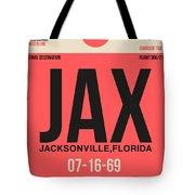Jax Jacksonville Luggage Tag I Tote Bag