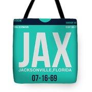 Jax Jacksonville Luggage Tag II Tote Bag