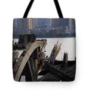 Jersey Broken Wharf IIi Tote Bag