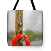 Jim Bouys Pole Tote Bag