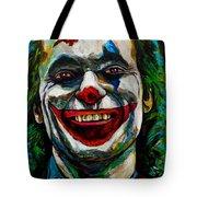 Joker Joaquin Phoenix Tote Bag