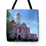 Jones County Court House - Gray, Georgia Tote Bag