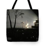Jt Bowing Tote Bag