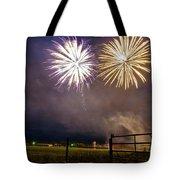 July 4 In Rural America  Tote Bag by Mary Lee Dereske