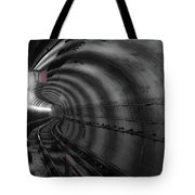 Just Around The Bend Tote Bag