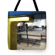 Just Hanging Out Tote Bag
