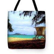 Kailua Beach Tote Bag