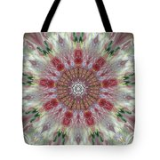 Kaleidoscope Valentine  Tote Bag