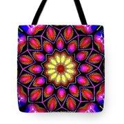 Kaleidoscopic Tote Bag