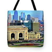 Kansas City 2019 Tote Bag
