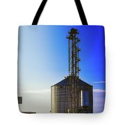 Kansas Elevator Tote Bag