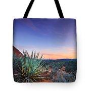Kayenta Sunset Tote Bag