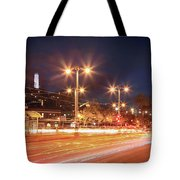 Keep On Moving Tote Bag
