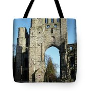 Kelso Abbey Ruin Tote Bag
