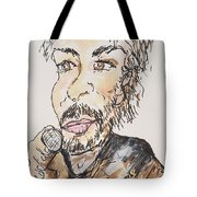 Kenny Loggins The Soundtrack King Tote Bag