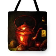 The Red Kettle Tote Bag