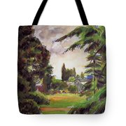 Kew Gardens, The Little Greenhouse, 1892 Tote Bag