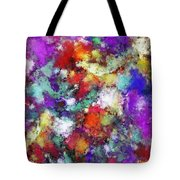 Kinetic Tote Bag