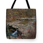 Kings River Waterfall Tote Bag