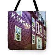 Kingston Flour Mill House Tote Bag