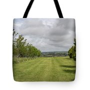 Kinsale 9-11 Garden Of Remembrance Tote Bag by Teresa Wilson