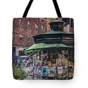 Kiosk Tote Bag