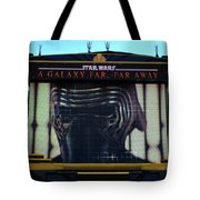 Klo Ren On The Star Wars Stage Hollywood Studios Tote Bag