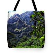 Ko'olau Peak Tote Bag