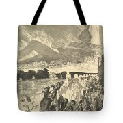Krieg, From The Series Vom Tode Zweiter Teil Tote Bag