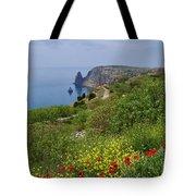 Crimea View, Fiolent Tote Bag