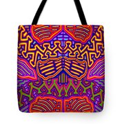 Kuna Butterfly Tote Bag