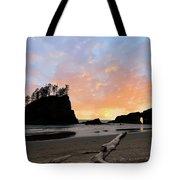 La Push Special Sunset Tote Bag