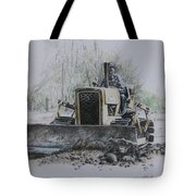 Labour Of Love Tote Bag by Tammy Taylor