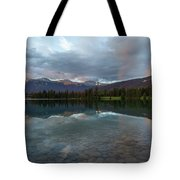 Lac Beauvert Tote Bag by Paul Schultz