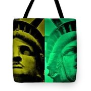 Lady Liberty For All Tote Bag
