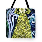 Lady Lou Tote Bag