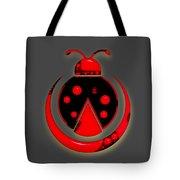 Ladybug Collection Tote Bag