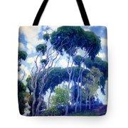 Laguna Eucalyptus 1917 Tote Bag