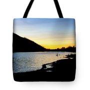 Lake Cuyamaca Sunset Tote Bag