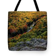 Lake Of The Clouds 7 Tote Bag