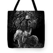 Lamb Tote Bag by Clint Hansen