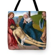 Lamentation Over The Body Of Christ Tote Bag