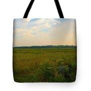 Salt March Landscape  Tote Bag