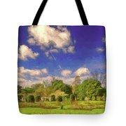 Landscape Gardening Tote Bag
