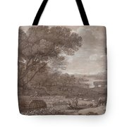 Landscape With The Rest On The F  Tote Bag